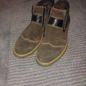 Roberto paulo men's ankle boots